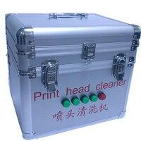 Bico de limpeza ultra-sônica Ultra-sônica máquina de limpeza da cabeça de Impressão