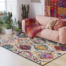 Morocco Design Carpets and Rugs for Living Room Bedroom Hallway Doormat Anti-Slip Bathroom Decorative Carpet Kitchen Floor Mats