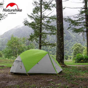 Naturehike New Mongar 2 Tent, 2 Person Camping Tent Outdoor Ultralight 2 Man Camping Tents With Vestibule