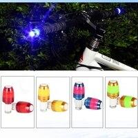 Bicycle Handlebar Lamp LED Multifunction Handlebar Lamp Magnet Series Bike Waterproofing Lamp Bicycle Safety Flashing Light