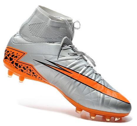 2990cda66beda 2015 Neymar Hypervenom2 Phantom II FG Football Boots Men soccer shoes soccer  shoes foot lawn CHAUSSURES zapatos de FUTBOL