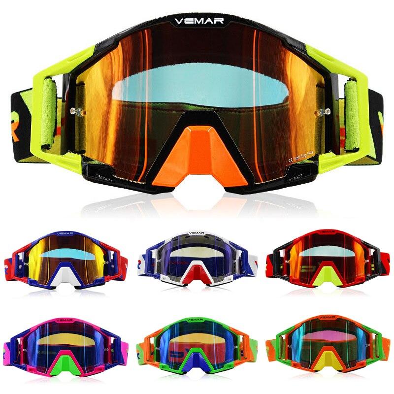 100% Gafas Motorcycle Glasses skiing skating eyewear Mens Women's Motocross Goggles Sports Dirt Bike MX ATV Motorcycle Glasses