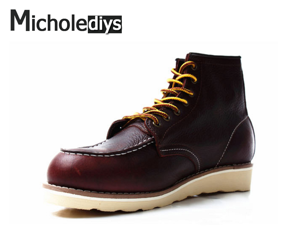 Online Buy Wholesale red wing boot from China red wing boot
