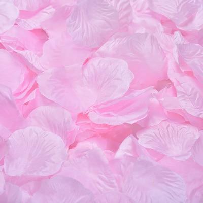 2000pcs/lot Wedding Party Accessories Artificial Flower Rose Petal Fake Petals Marriage Decoration For Valentine supplies 8