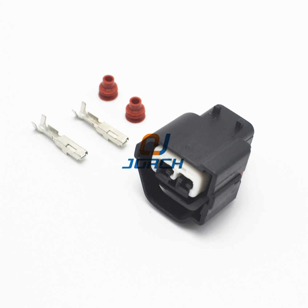 Detail Feedback Questions About 10 Sets 2 Pin Toyota Honda Corolla Wire Harness 2pin Automotive Female Waterproof Plactic Conector Plug 90980 10899