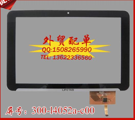 Origina NEW 300-L4052A-C00 10.1 inch touch screen for Tablet PC 300-L4052A-C00 Free shipping + tracking