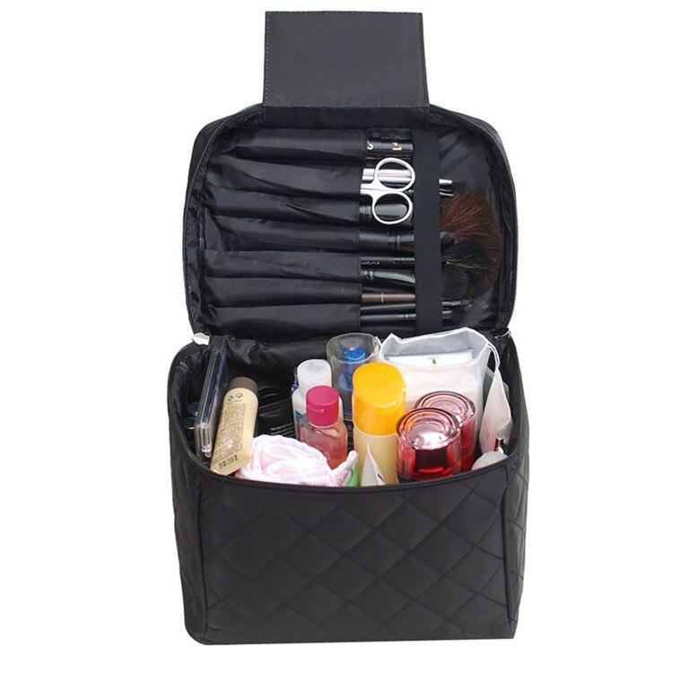beleza vaidade maquiagem caixa bolsa de viagem