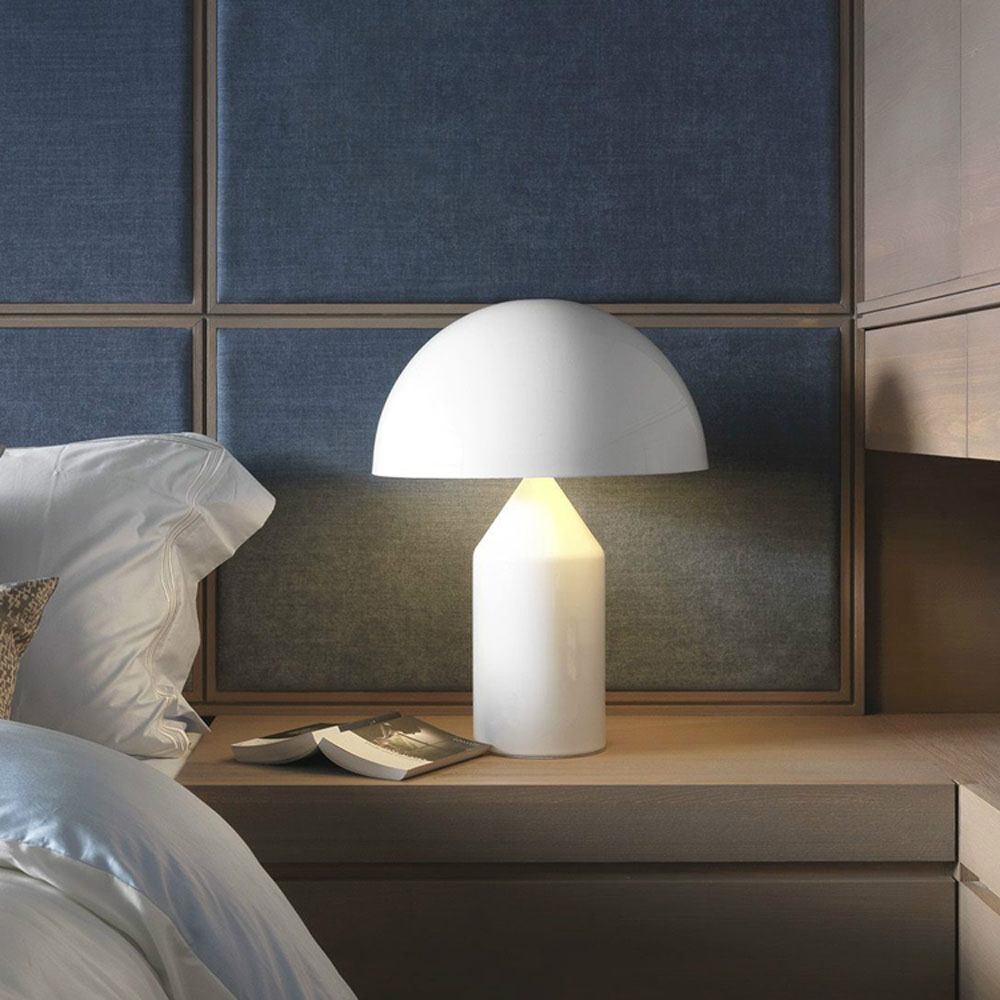 Lights & Lighting Friendly Bedroom Study Table Light Nordic Personality Creative Mushroom Table Lamp Light Fixtures Bedroom Lights