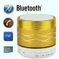 Portable Mini Blutooth Som Boombox Radio FM Altavoz Bluetooth Receptor de Audio de Música Inalámbrico Barra de Sonido para el iphone Xiaomi Hoparlor