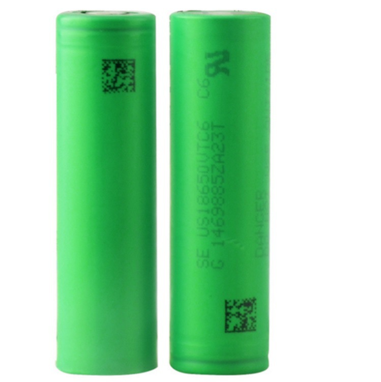 New VTC6 3000mah 30A High Current Discharge US18650VTC6 High Rate Electronic Cigarette Battery For E-cigarette