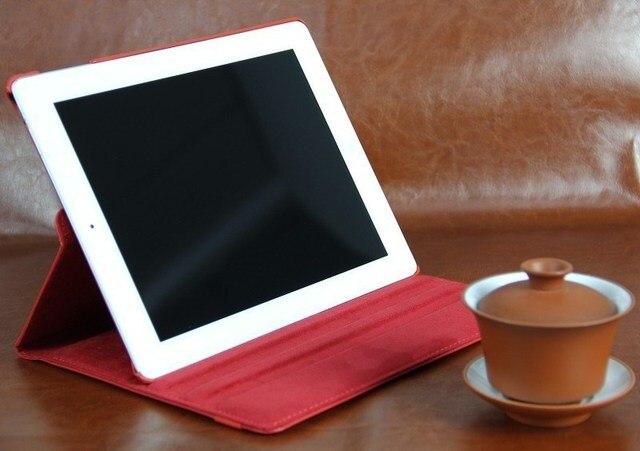 case cover For APPLE iPad 2 ipad 3 ipad 4 Tablet Case+pen+Film