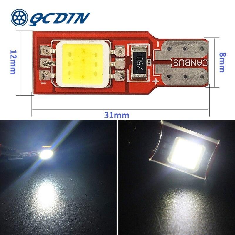 W5W SMD LED BULB HOLDER /& 2 SMD LED BULBS SIDE LIGHT PARKING BULBS 501 2 x T10