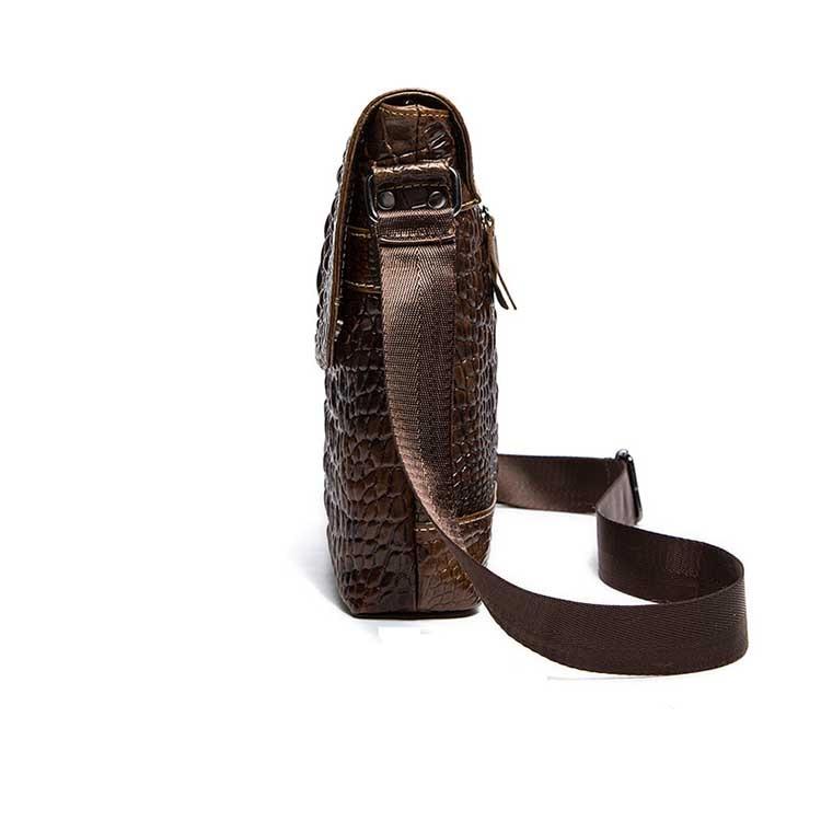 padrão de Ombro Sacos Crossbody Do Vintage quadrado Pequeno Saco Bolsa