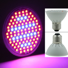 106 LEDs Grow Light E27 AC85-265V Full Spectrum Indoor Plant Lamp For Plants Vegs Hydroponic System Plant Light