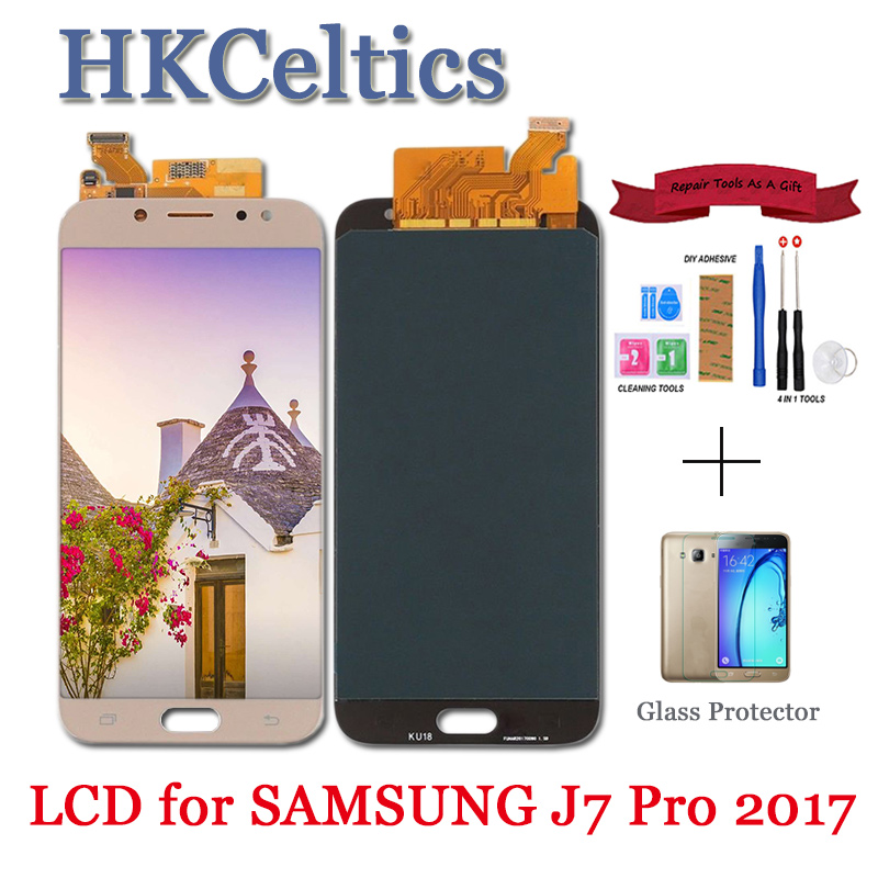 Original 5.5 inches Display for SAMSUNG Galaxy J7 Pro J730 LCDs For SAMSUNG J7 2017 Display and Touch Screen Digitizer J730FOriginal 5.5 inches Display for SAMSUNG Galaxy J7 Pro J730 LCDs For SAMSUNG J7 2017 Display and Touch Screen Digitizer J730F