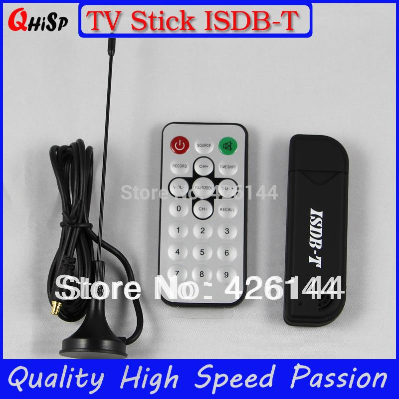 Learned Tv Tuner Isdb Tv Stick ,digital Isdb-t Receiver, Usb Pc Laptop Tuner Box For Brazil Brasil Argentina Peru Only A Complete Range Of Specifications