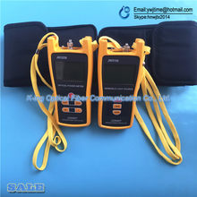 Fiber Optische Multimeter-70 ~ + 6dBm JW3208A Hoge Precisie Handheld Optical Power Meter + JW3109 Optische Lichtbron 1310/1550nm(China)