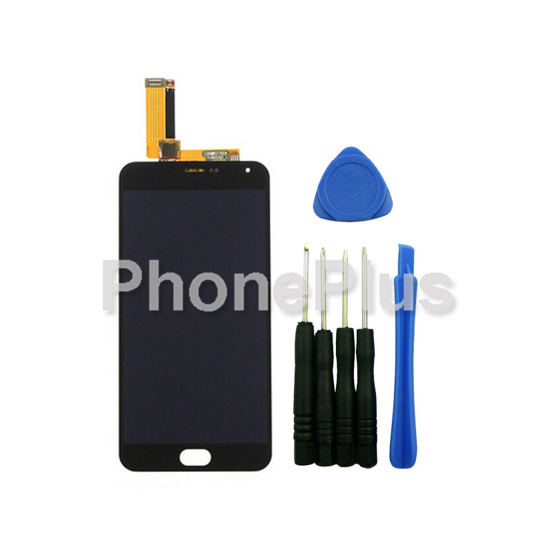 LCD Display Screen+Touch Screen Panel Digitizer Assembly Repiar Part For Meizu M2 Note M571H M571M M571C M571U / Meilan Note 2
