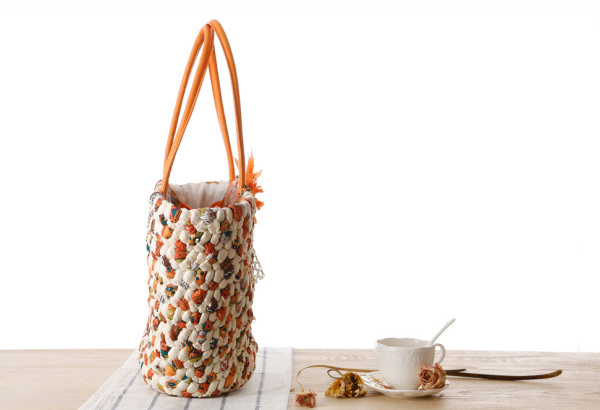 Woven Beach Bags Women Large Straw Handbags Summer Fashion Zipper 17 Bolsa Feminina Flower Ladies Hand Bags Female New Arrival 9