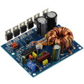 180W DC single DC12V positive and negative DC12V-25V auto power amplifier boost switching power supply board voltage regulator