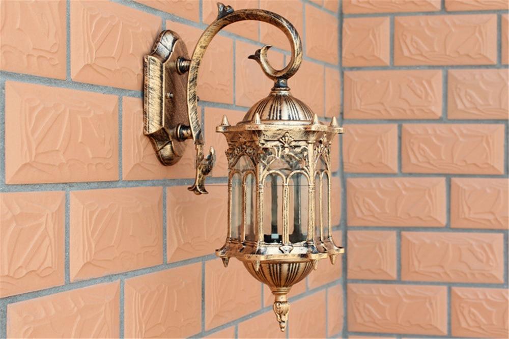 europe villa sconce lamp