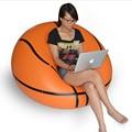 110x80 см Баскетбол Дизайн Надувные Игрушки Большой Баскетбол для Помещении Стул Надувные Софе