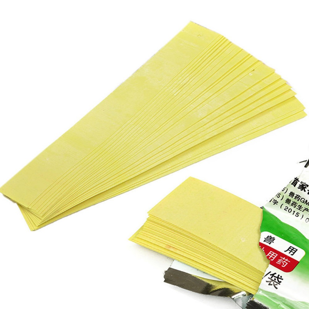 Image 3 - 20Pcs/set  Fluvalinate Strips Anti Insect Pest Controller Instant Mite Killer Miticide Bee Medicine Mite Strip hot selling-in Beekeeping Tools from Home & Garden