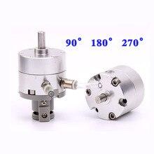 CRB2BW CDRB2BW пневматический роторный привод роторный цилиндр CRB2BW10-90S CRB2BW10-180S CRB2BW15-90S CRB2BW15-180S