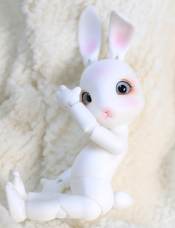 BJD 1/8 resin model Ringo Rooney baby doll Palm bjd free eyes free shipping-in Dolls from Toys & Hobbies    3