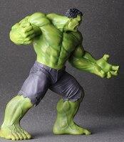 באיכות גבוהה דמויות האלק נוקמי גיבור Hulk פעולה דמויות PVC דגם ילדים לילדים מתנה הטובה ביותר