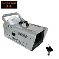 TP T108 1500W Snow Machine Freeshipping Wireless Remote Control 1500W Stage Light Snow Machine 90V 240V Wedding Snow Machine