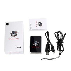 Image 5 - オリジナル悪魔キラー JBOX Mod 420 内蔵バッテリー吸うフィット JBOX ポッドカートリッジセラミックコイル電子タバコポッド気化器