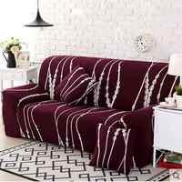 652 funda para sofá de cuero, juego de sofás elásticos, funda universal, combinación de una sola y doble imperial co