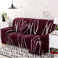 652 Turnkey sofa cover leather sofa set elastic cushion universal set cover combination of single and double imperial co