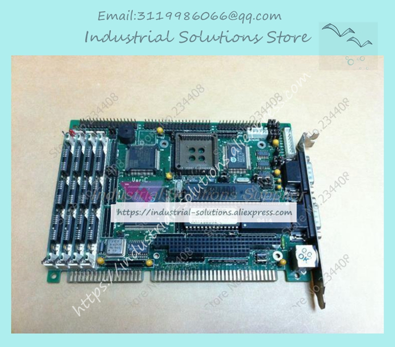 Motherboard ASC386SX Long CPU Card Industrial Motherboard IPC Board 100% tested perfect qualityMotherboard ASC386SX Long CPU Card Industrial Motherboard IPC Board 100% tested perfect quality