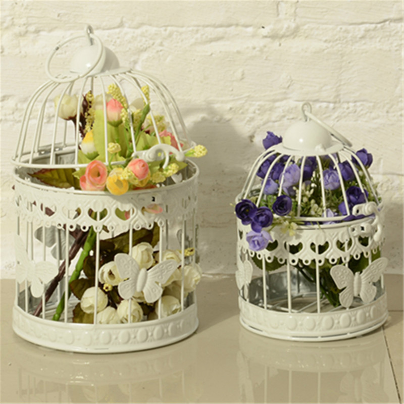 Hand Made Fashion Large Antique Decorative Bird Cages