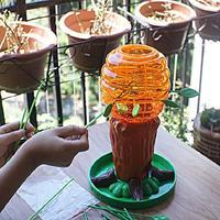 Маленькая пчелиная елка интерактивная доска игра дети мышление обучение настольные игры ума семейные вечерние игры Обучающие игрушки