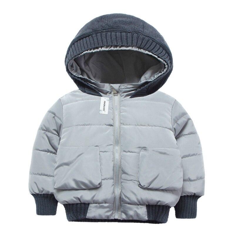 Пальто для мальчиков 2018 на весну и зиму Детские куртки одежда для маленьких мальчиков Обувь для мальчиков верхняя одежда и Пальто для будущ...