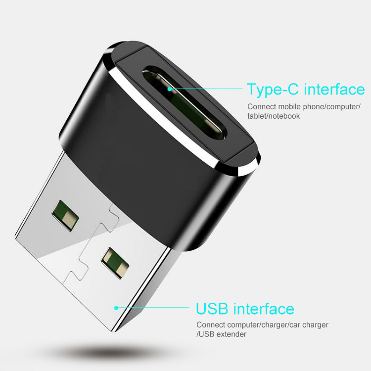 USB 3.0 Male To Type-C Female Adapter OTG USB3.0 To USB C Adapter Converter For Macbook For Nexus For Nokia N1 For Samsung