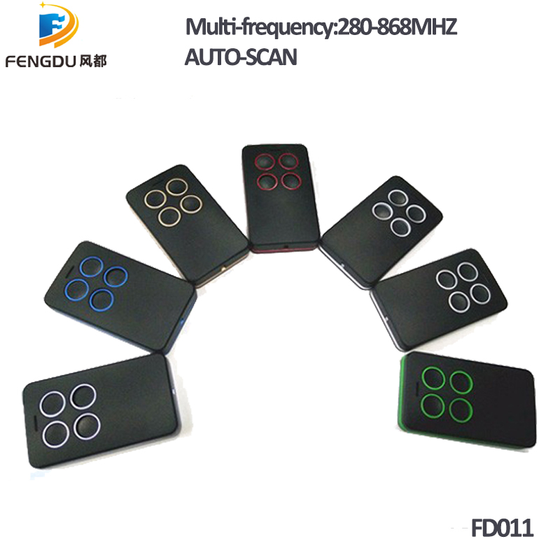 Replace 250K-SLIM RP 433Mhz TAU Rolling Code Remote Control Key Fob with  free shipping