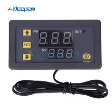 W3230 Digital Thermostat Digital Temperature Controller Regulator Heating Cooling Control Thermometer Instrument 20A 12V shanghai yatai instrument temperature control instrument ne 6000 2 ne 6701m 2