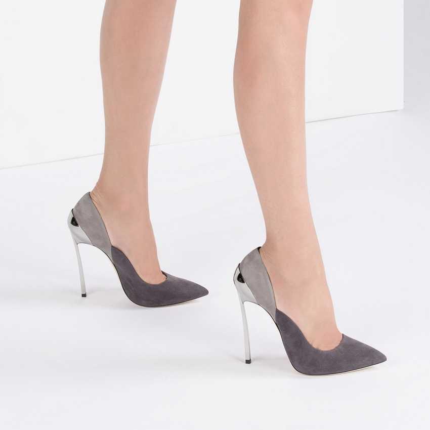 Kadın Marka Tasarım Ayakkabı Kadın Bahar Yaz Platformu Bayanlar Yüksek Topuklu Pompalar Ofis Parti Süet yüksek topuk ayakkabı Bayan Kırmızı Siyah