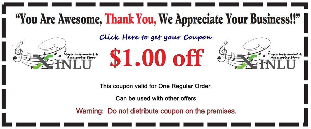 1 dollar coupon
