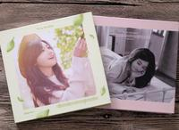 Signed APINK Jeong Eun Ji Autographed 2016 First SOLO Dream mini album CD green or gray