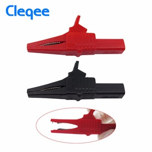 Image 3 - Cleqee DP10013 Oscilloscope Probe Accessories Parts 1300V 100MHz High Voltage Differential Probe kit 3.5ns Rise Time