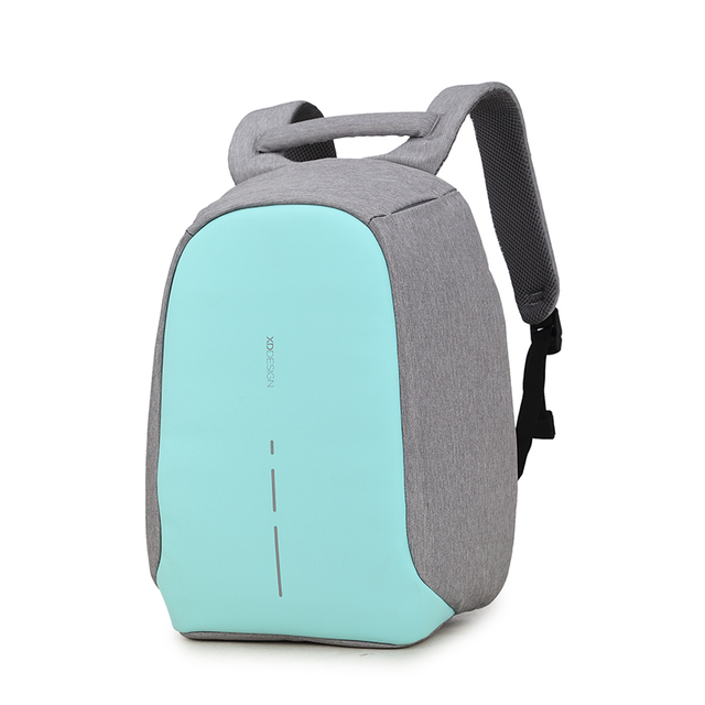 XD backpack Compact Anti theft Design bag Security backpack travel ...