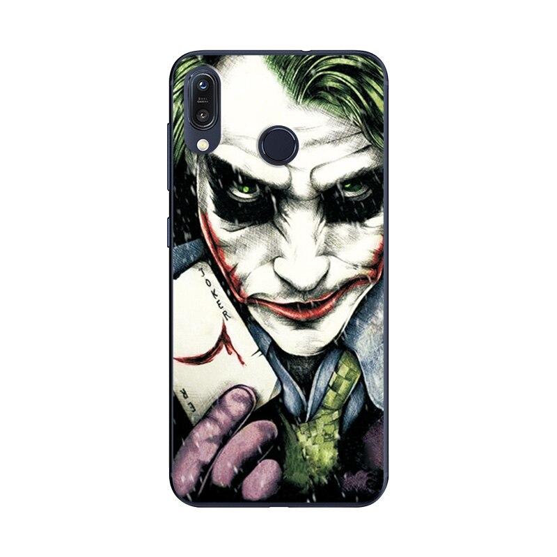Image 5 - Newest Art Printed Case For Asus Zenfone Max M1 ZB555KL Novelty Super Phone Case Zenfone ZB555KL Back Cover For Asus ZB555KL 5.5-in Fitted Cases from Cellphones & Telecommunications