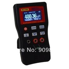 Yüksek Hassasiyetli Elektronik Kapasite İndüktans Metre Dijital Köprü LC Metre Multimetre LC RC Salınım Için 100 H 100mF