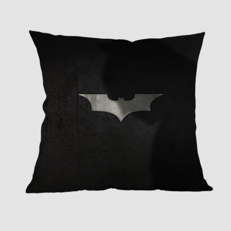 Batman Logo Symbol Badge Design The Dark Knight Print Decorative