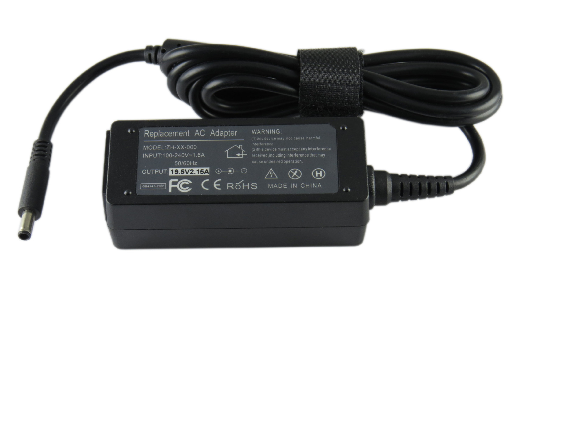 19.5 V 2.31A 45 W Laptop Ac Adapter Lader Voor Dell Xps 12 13 13R 13Z - Notebook accessoires - Foto 2